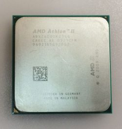 Процессор AMD Athlon II X2 240, socket AM3