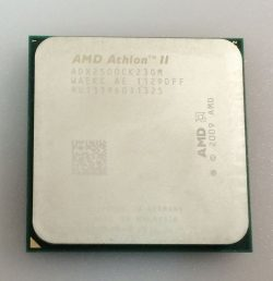 Процессор AMD Athlon II X2 250 3GHz, socket AM3