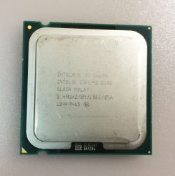 Процессор Intel Core 2 Quad Q6600, socket 775