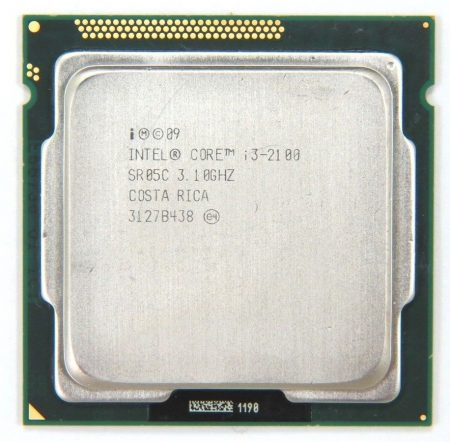 ПРОЦЕССОР INTEL CORE i3-2100 3.1GHZ, SOCKET 1155